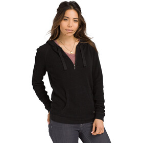 Prana Milani Hoodie Damer, black heather